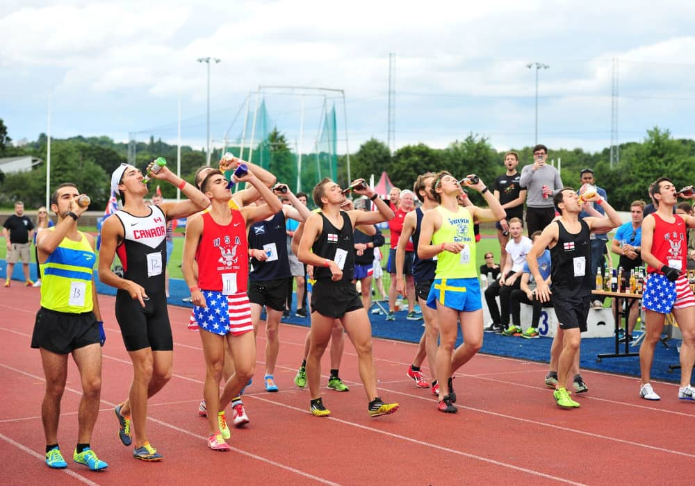 What is a Beer Mile Everything You Need to Know