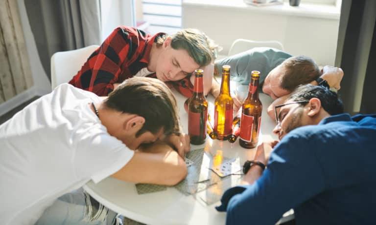Why Does Beer Make Me Sleepy