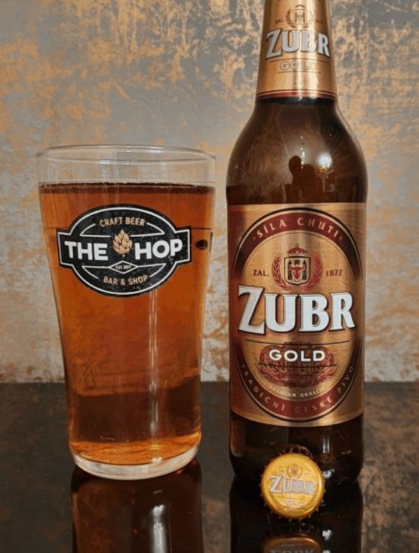 Zubr Gold