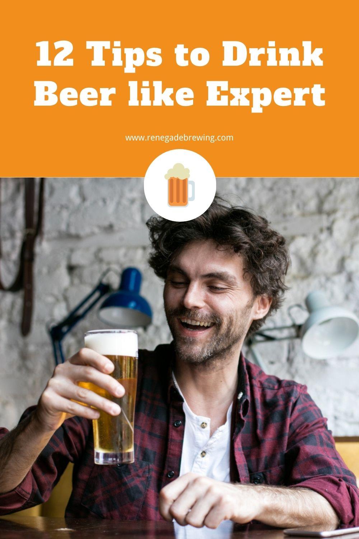 12 Tips to Drink Beer like Expert 2