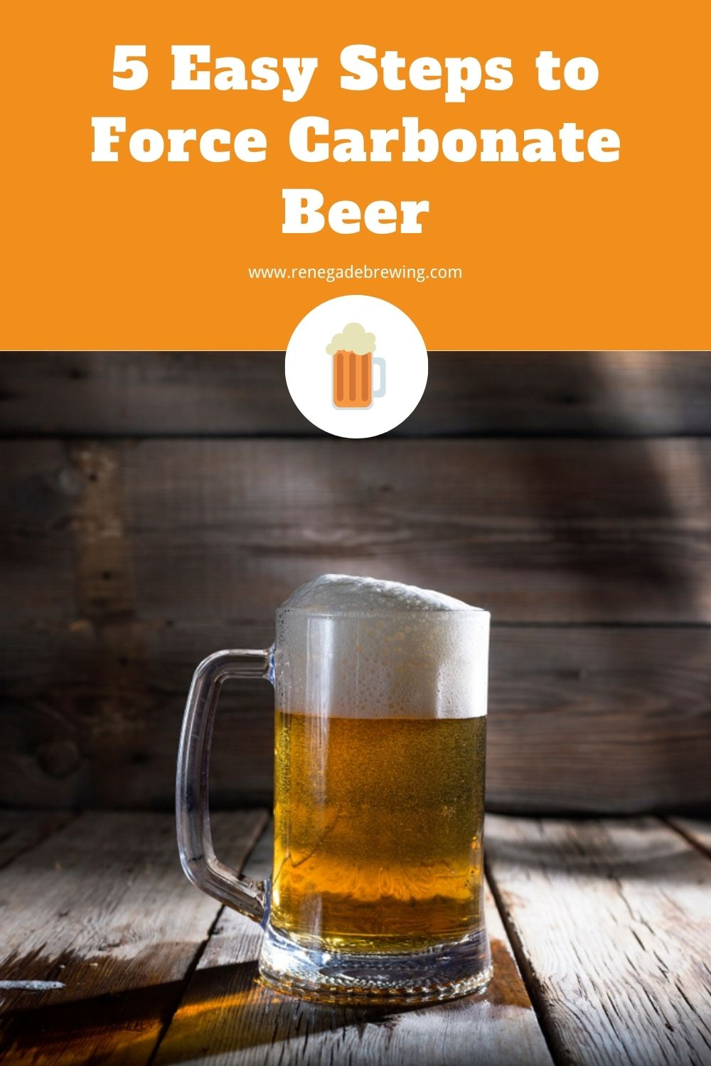 5 Easy Steps to Force Carbonate Beer 1