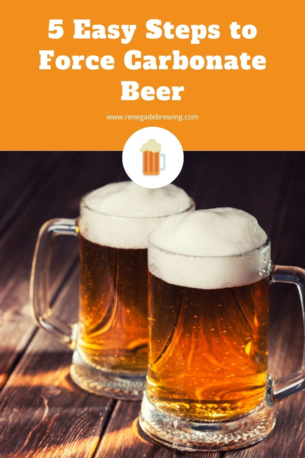 5 Easy Steps to Force Carbonate Beer 2