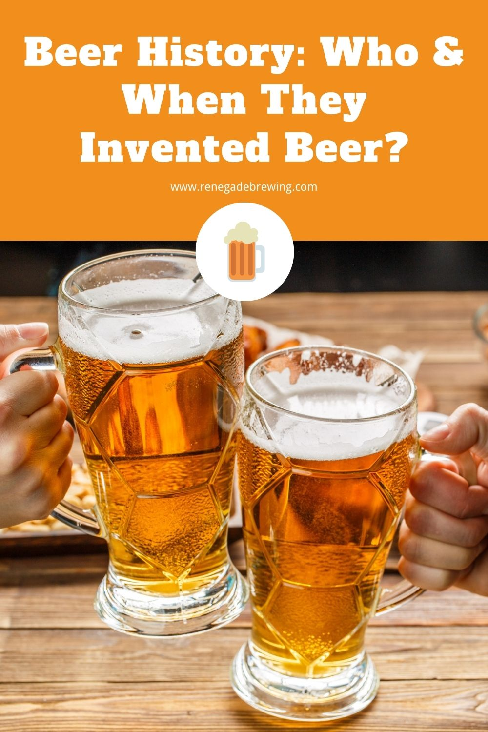 Beer History Who & When They Invented Beer 1