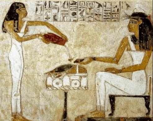 Beer in Ancient Egypt