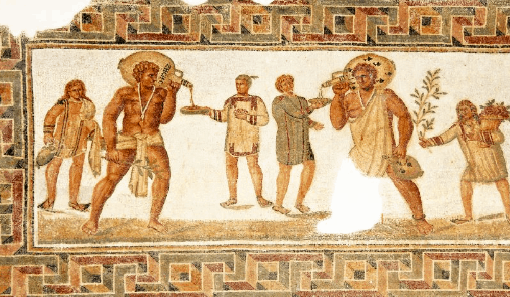 Beer in Ancient Greece and Rome