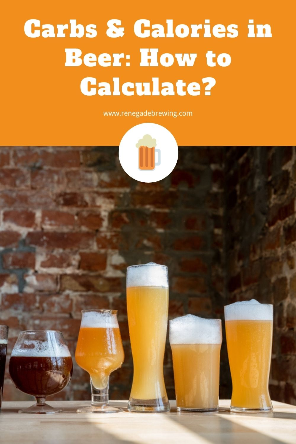 Carbs & Calories in Beer How to Calculate 1