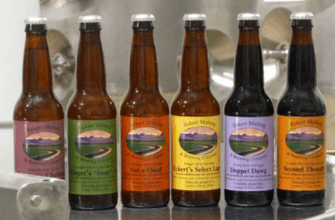 Eckert Malting & Brewing, California