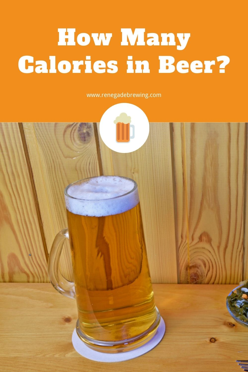 How Many Calories in Beer (Chart) 1