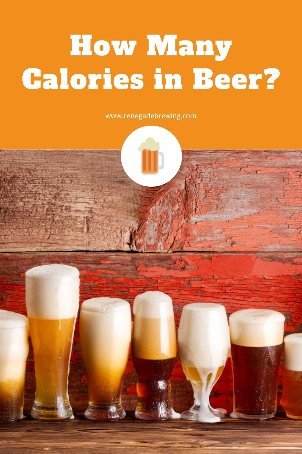 How Many Calories in Beer (Chart) 2