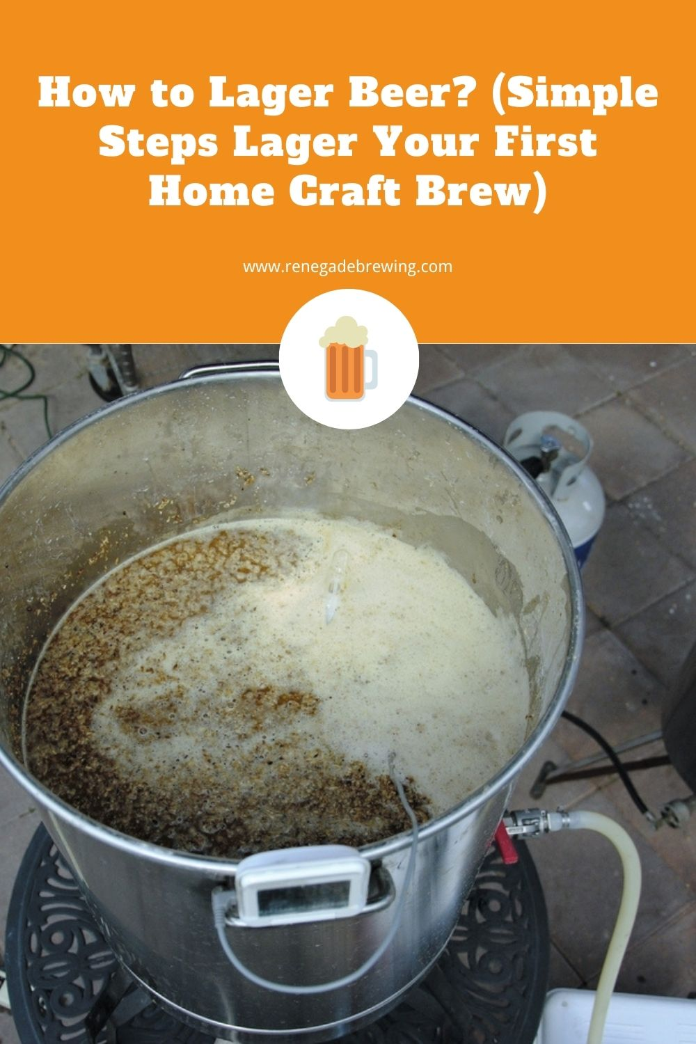 How to Lager Beer (Simple Steps Lager Your First Home Craft Brew) 1