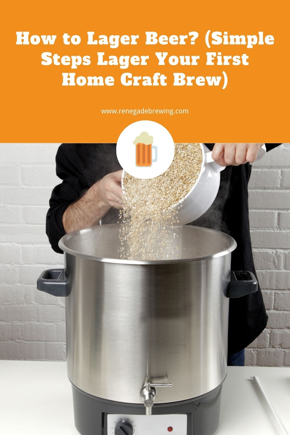 How to Lager Beer (Simple Steps Lager Your First Home Craft Brew) 2