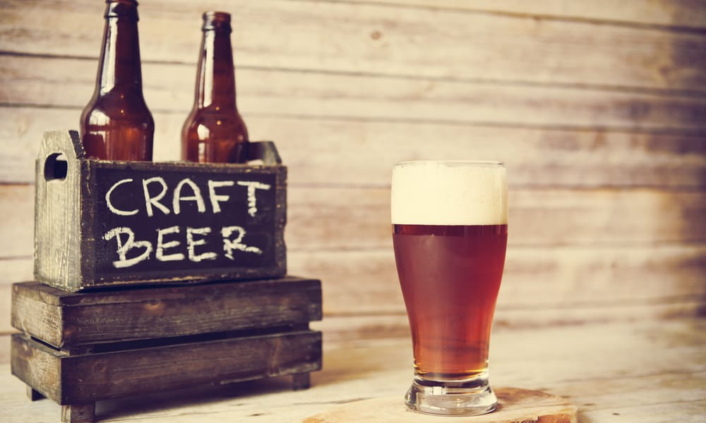 How to calculate carbs in craft beer