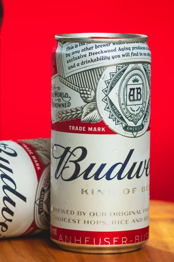 Ingredients - what is Budweiser made of