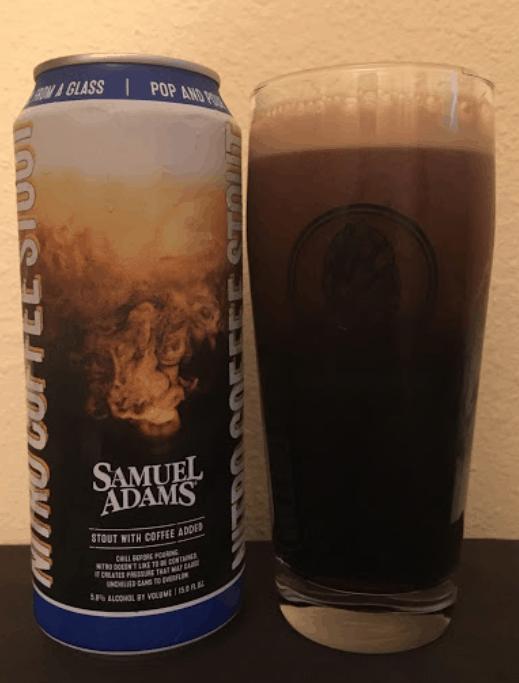 Nitro Coffee Stout
