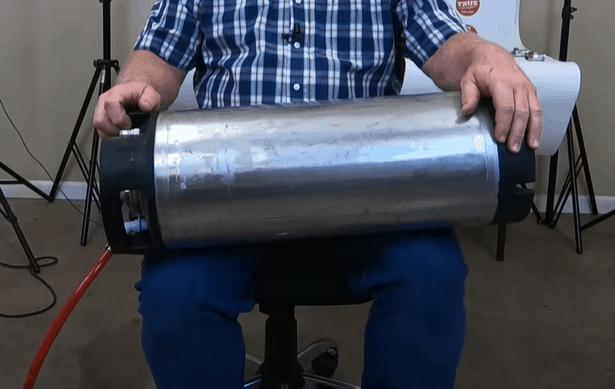 Shake the keg