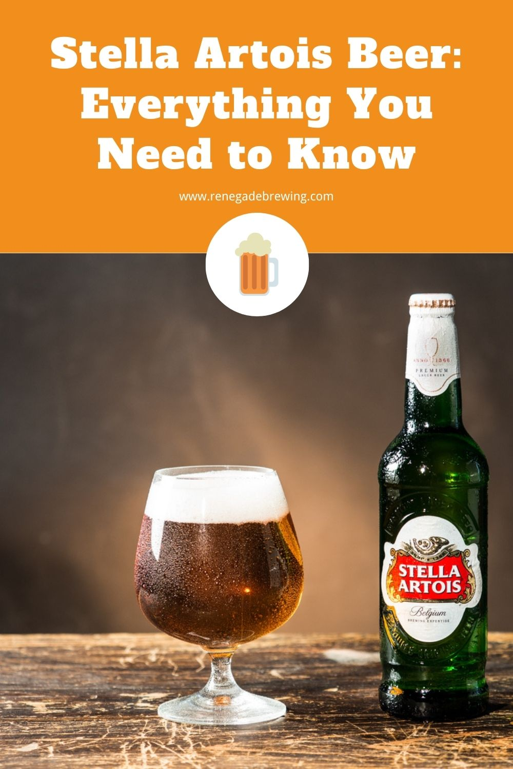 Stella Artois Beer Everything You Need to Know 1