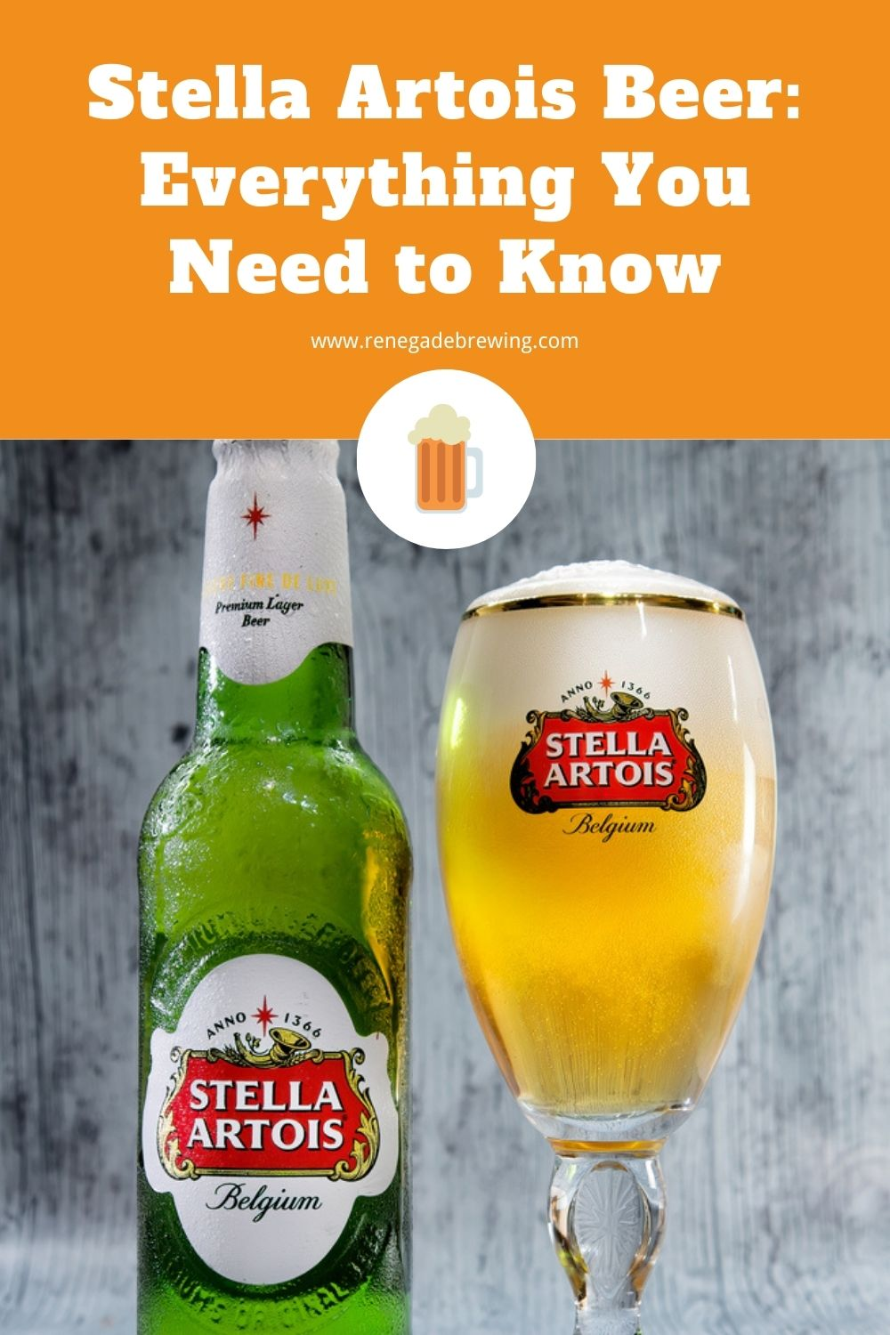 Stella Artois Beer Everything You Need to Know 2