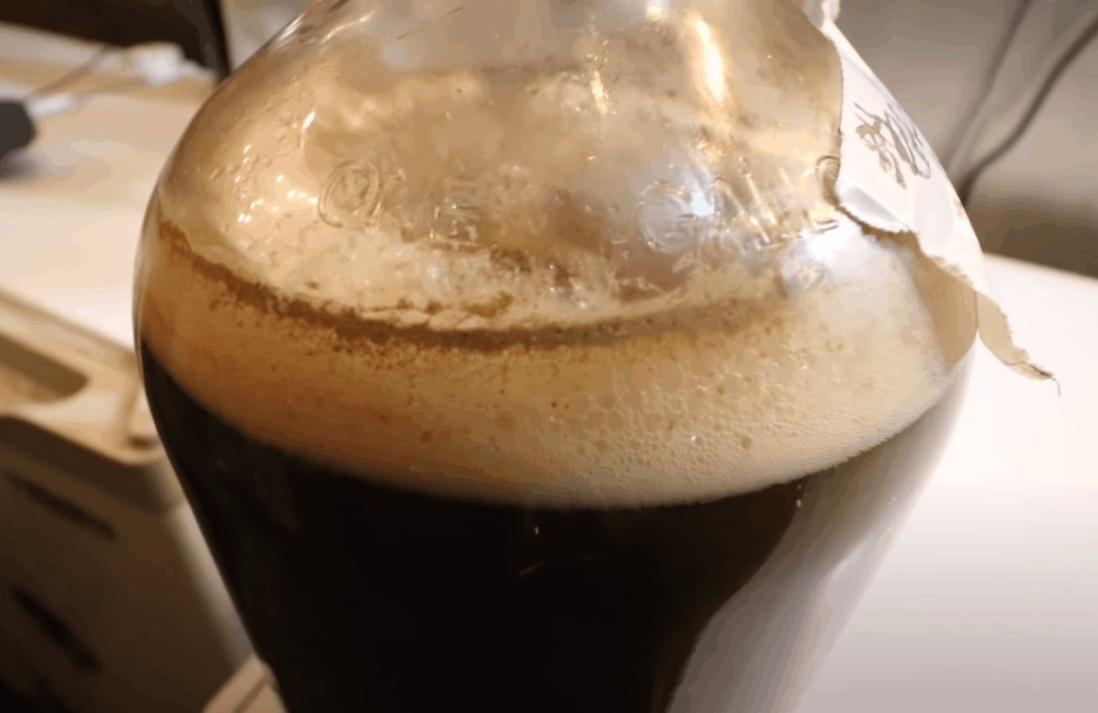 The Primary Fermentation Process