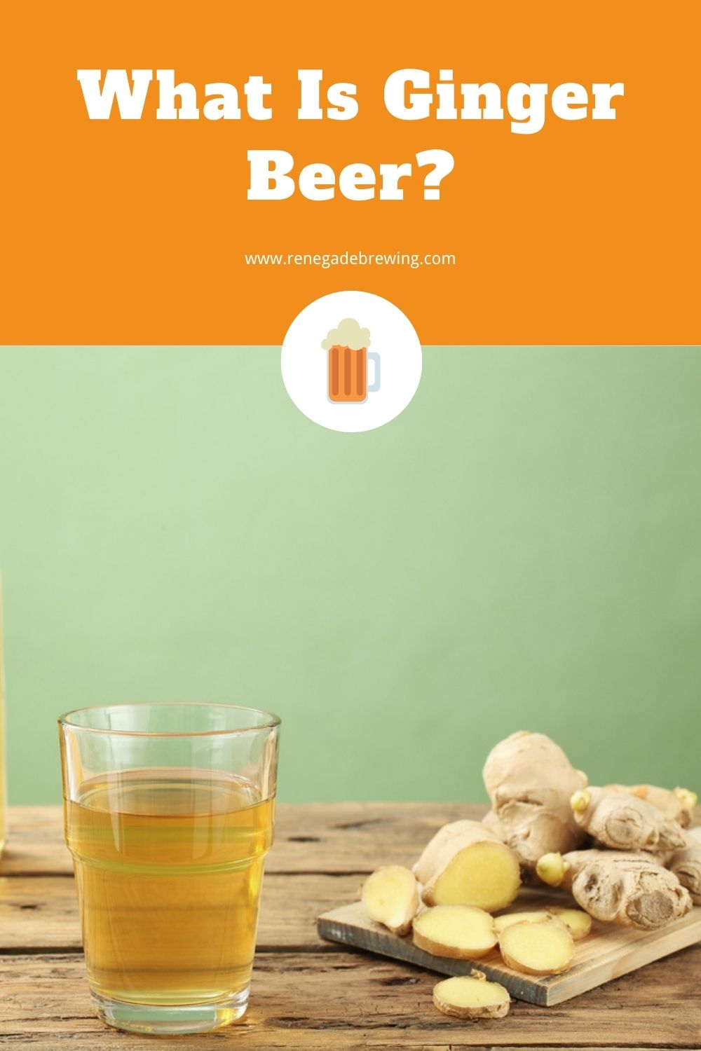 What Is Ginger Beer 1