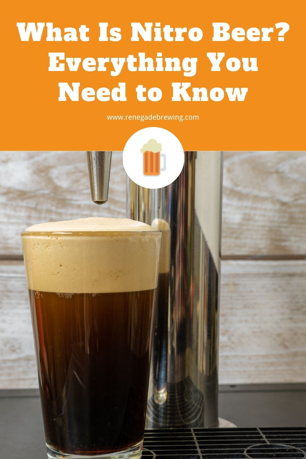 What Is Nitro Beer Everything You Need to Know 1
