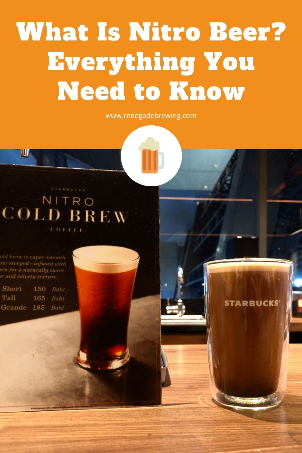 What Is Nitro Beer Everything You Need to Know 2