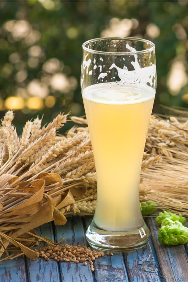 Wheat Beer History