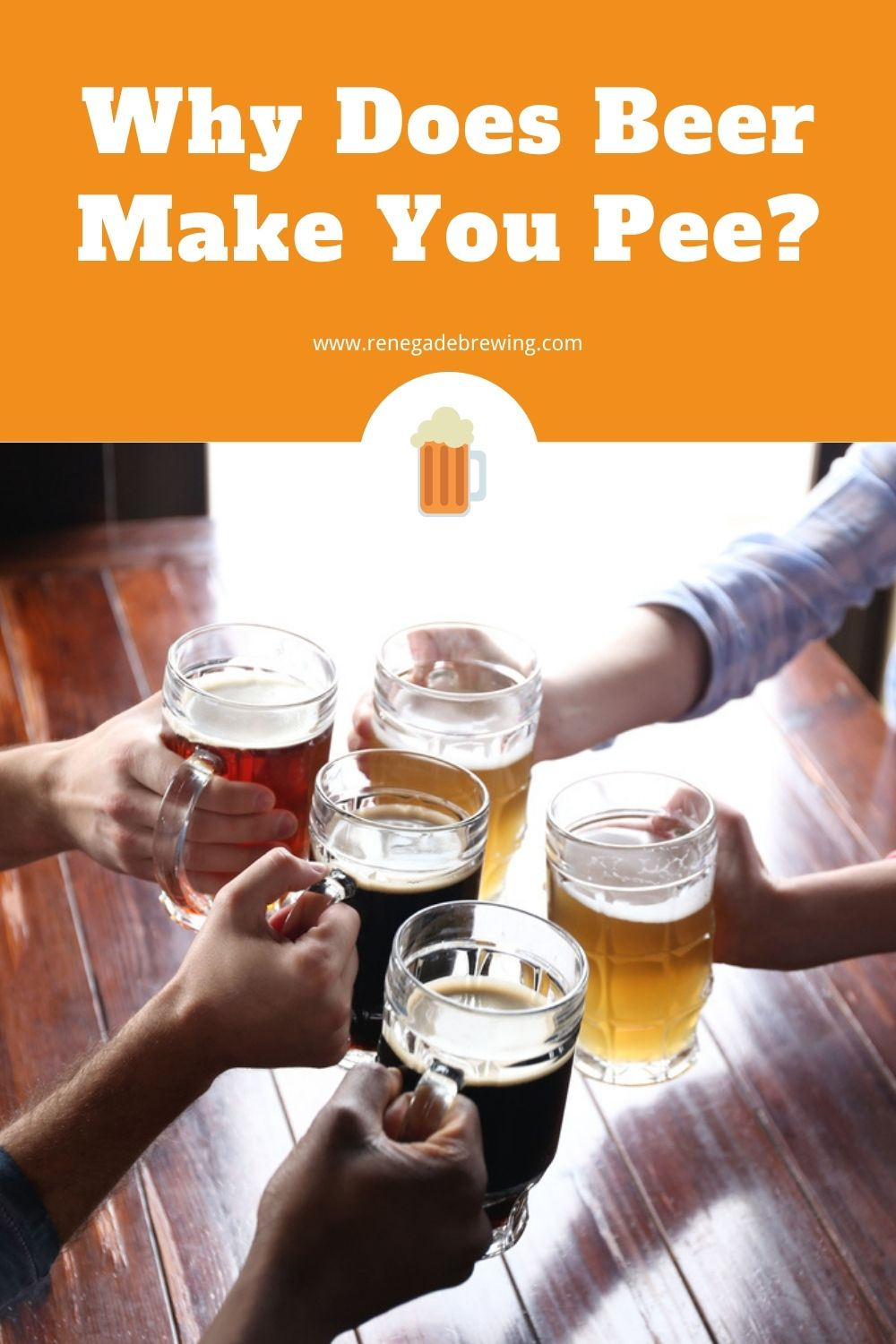 Why Does Beer Make You Pee 2
